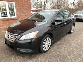 Used 2013 Nissan Sentra ONE OWNER/NO ACCIDENT/CERTIFIED/WARRANTY INCLUDED for sale in Cambridge, ON
