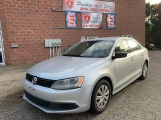 Used 2011 Volkswagen Jetta Trendline+/CERTIFIED/WARRANTY INCLUDED for sale in Cambridge, ON