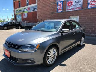 Used 2013 Volkswagen Jetta ComfortlineTDI/DIESEL/NO ACCIDENT/CERTIFIED/WARRAN for sale in Cambridge, ON