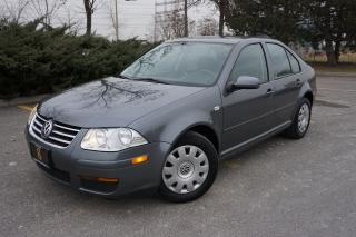 Used 2008 Volkswagen City Jetta AUTO / HEATED SEATS / POWER GROUP for sale in Etobicoke, ON