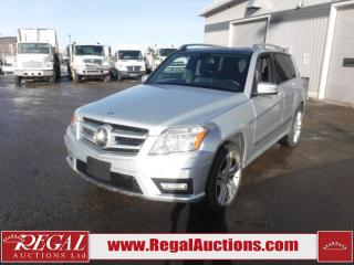 Used 2012 Mercedes-Benz GLK-Class GLK350 4D Sport Utility 4Matic 3.5L for sale in Calgary, AB