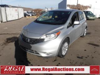 Used 2014 Nissan Versa Note SV 5D Hatchback AT 1.6L for sale in Calgary, AB