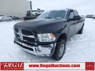 Used 2014 RAM 3500 SLT Crew CAB LWB 4WD 6.7L for sale in Calgary, AB