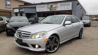 Used 2008 Mercedes-Benz C-Class 3.0L for sale in Etobicoke, ON