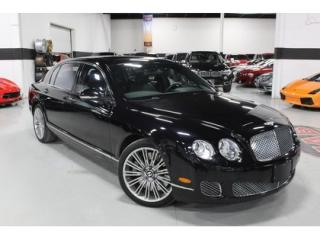 Used 2011 Bentley Continental Flying Spur SPEED   LOCAL VEHICLE   FULLY SERVICED for sale in Vaughan, ON
