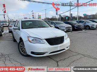 Used 2012 Chrysler 200 LIMITED | NAV | LEATHER | ROOF for sale in London, ON