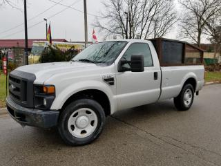Used 2009 Ford F-350 XL,SUPER DUTY REGULAR CAB for sale in Mississauga, ON