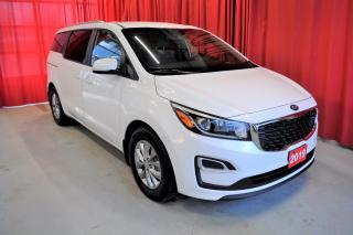 Used 2019 Kia Sedona LX | One Owner | 8-Passenger for sale in Listowel, ON