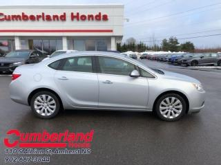 Used 2012 Buick Verano Base  - Bluetooth -  Remote Start for sale in Amherst, NS