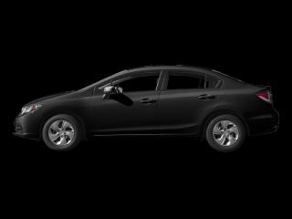 Used 2015 Honda Civic Sedan LX  - Bluetooth -  Cruise Control for sale in Amherst, NS