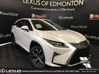 New 2019 Lexus RX 350 L Executive Package 6 Passenger for sale in Edmonton, AB