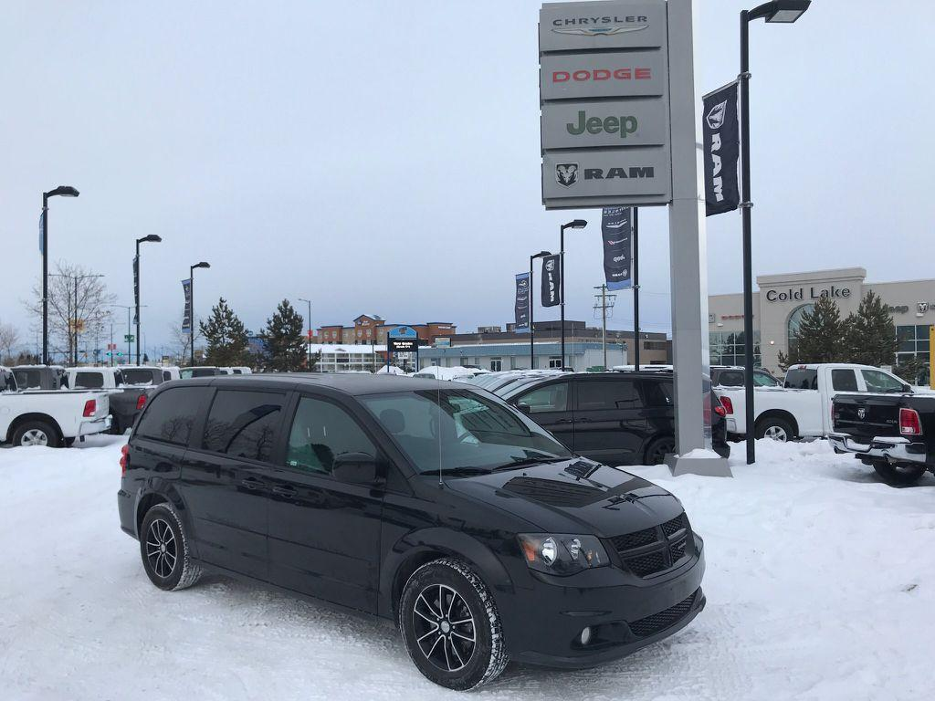Cold Lake Dodge >> Used 2017 Dodge Grand Caravan Gt For Sale In Cold Lake