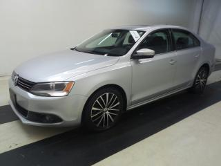 Used 2013 Volkswagen Jetta TDI | HIGHLINE | NO ACCIDENT| LEATHER | SUNROOF | HTD SEATS for sale in Mississauga, ON