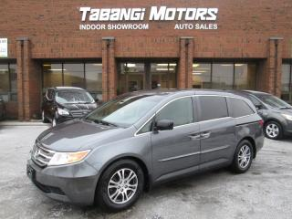 Used 2011 Honda Odyssey NO ACCIDENT | HEATED SEATS | BACK UP CAM | BLUETOOTH for sale in Mississauga, ON