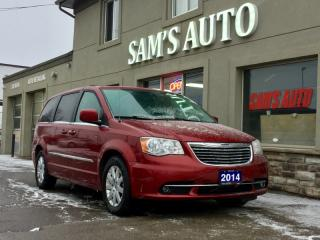 Used 2014 Chrysler Town & Country 4DR WGN TOURING for sale in Hamilton, ON