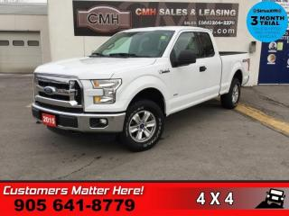 Used 2015 Ford F-150 XLT  2.7L ECOBOOST 4X4 TOW for sale in St. Catharines, ON