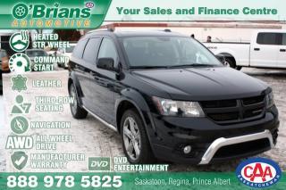 Used 2018 Dodge Journey Crossroad for sale in Saskatoon, SK