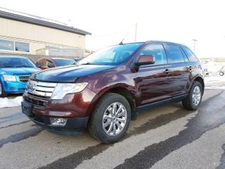 Used 2010 Ford Edge SEL for sale in Calgary, AB