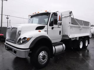 Used 2012 International 7400 Dump Truck Diesel Air Brakes Tandem for sale in Burnaby, BC