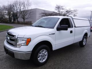 Used 2013 Ford F-150 XLT 8-ft. Bed 2WD for sale in Burnaby, BC