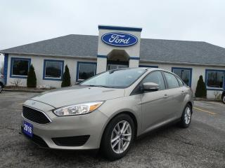 Used 2016 Ford Focus SE for sale in Essex, ON