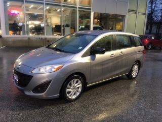 Used 2015 Mazda MAZDA5 for sale in Burnaby, BC