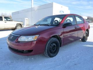 Used 2005 Saturn Ion Berline 4 portes, Ion 2 niveau moyen, bo for sale in Vallée-Jonction, QC
