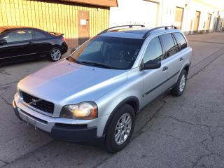 Used 2005 Volvo XC90 2.5L for sale in Burlington, ON