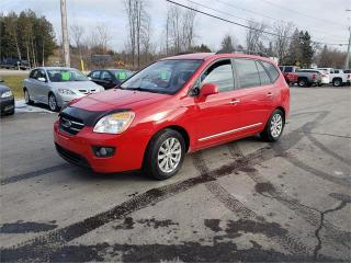 Used 2010 Kia Rondo EX 4cyl 150k Safetied we finance EX for sale in Madoc, ON