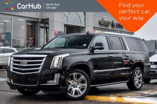 Used 2018 Cadillac Escalade ESV Luxury AWD|Sunroof|BOSE|Keyless_Entry|Nav|22