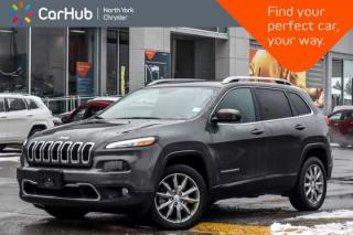 Used 2018 Jeep Cherokee Limited for sale in Thornhill, ON