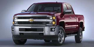 Used 2015 Chevrolet Silverado 2500 HD LT for sale in Thornhill, ON