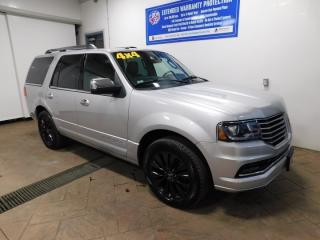 Used 2015 Lincoln Navigator 4WD LEATHER NAVI SUNROOF for sale in Listowel, ON