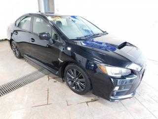 Used 2015 Subaru WRX w/Sport Pkg SUNROOF for sale in Listowel, ON
