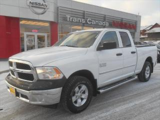 Used 2013 RAM 1500 ST  Quad Cab for sale in Peterborough, ON