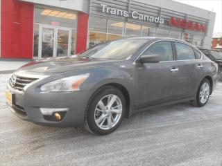 Used 2014 Nissan Altima 2.5 SV for sale in Peterborough, ON