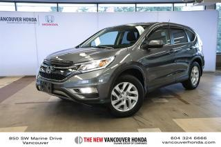 Used 2015 Honda CR-V EX AWD for sale in Vancouver, BC