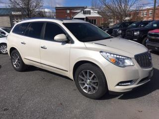 Used 2014 Buick Enclave Leather for sale in St-Hyacinthe, QC