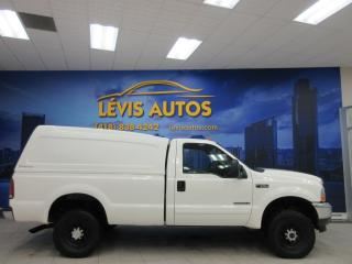 Used 2002 Ford F-250 Xlt Awd for sale in Lévis, QC