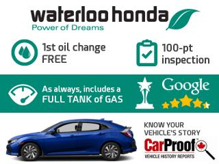 Used 2012 Honda Civic EX for sale in Waterloo, ON