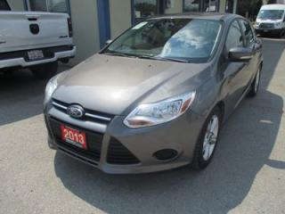 Used 2013 Ford Focus GAS SAVING SE - HATCH MODEL 5 PASSENGER 2.0L - DOHC.. HEATED SEATS.. SYNC TECHNOLOGY.. BLUETOOTH SYSTEM.. for sale in Bradford, ON