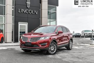 Used 2016 Lincoln MKC Reserve for sale in Ottawa, ON