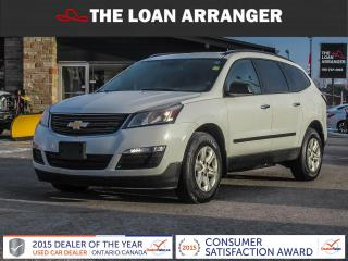 Used 2017 Chevrolet Traverse for sale in Barrie, ON