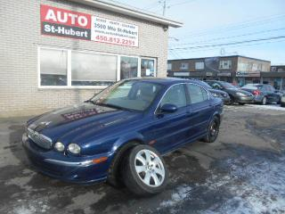 Used 2004 Jaguar X-Type AWD for sale in St-Hubert, QC