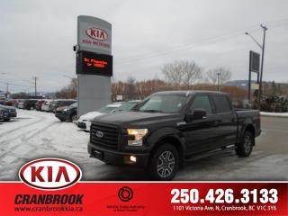 Used 2016 Ford F-150 XLT Sport! for sale in Cranbrook, BC