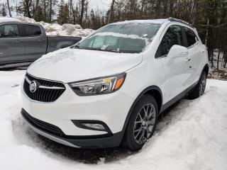 Used 2018 Buick Encore Sport Touring for sale in St-Jérôme, QC