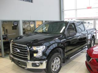 Used 2016 Ford F-150 SuperCrew XLT XTR 4X4 V8 MAGS for sale in Trois-Rivières, QC