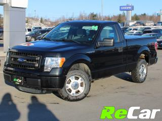 Used 2014 Ford F-150 STX 2WD | 3.7L | REGULAR CAB SHORT BOX for sale in Fredericton, NB