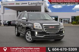 Used 2017 GMC Terrain SLT *BLUETOOTH* * BACKUP CAMERA* for sale in Surrey, BC