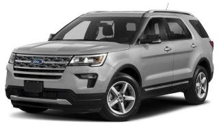 New 2019 Ford Explorer XLT for sale in Calgary, AB